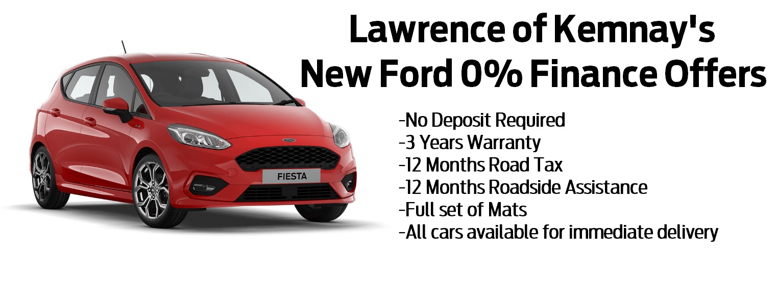 Lok Deals On New Ford All With Zero Finance And Zero Deposit